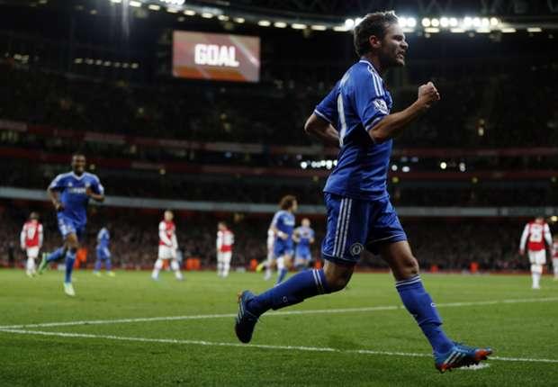 Juan Mata, alternativa valida se non arrivasse Lavezzi