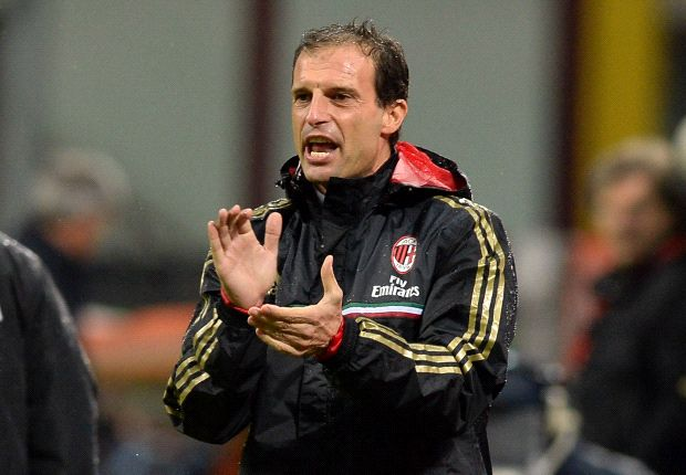 Allegri bites back at Seedorf
