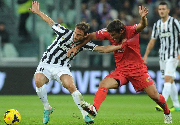 Juventus venció sin problemas a un Catania que nunca encontró la llave del partido.