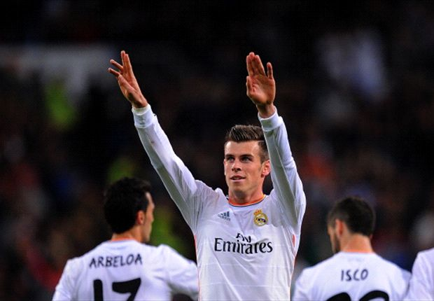 Bale spoke to Beckham and Owen ahead of Real Madrid move