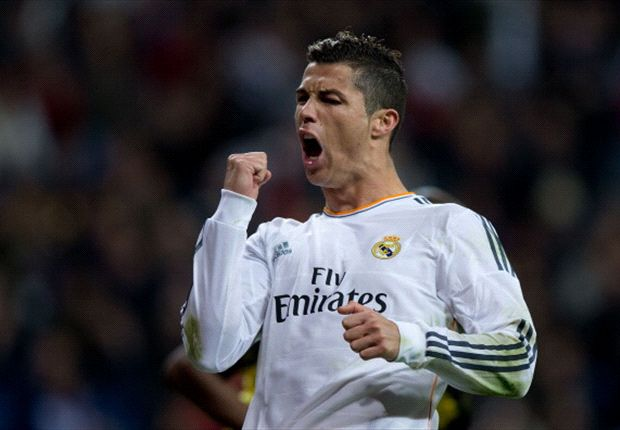 With 18 goals in 14 games, Ronaldo is closing in on his best-ever season start