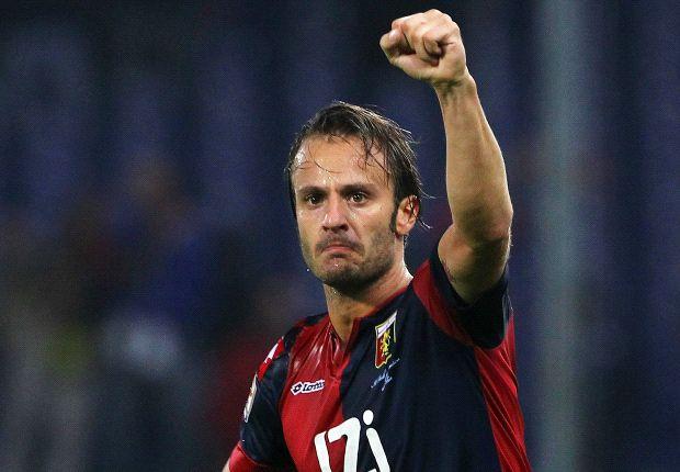 Alberto Gilardino, striker veteran asal Italia
