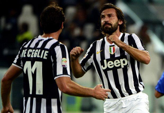 Pirlo buat bangga Juventus.