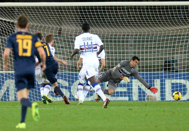 REVIEW Serie A Italia: Verona Kembali Ke Zona Eropa