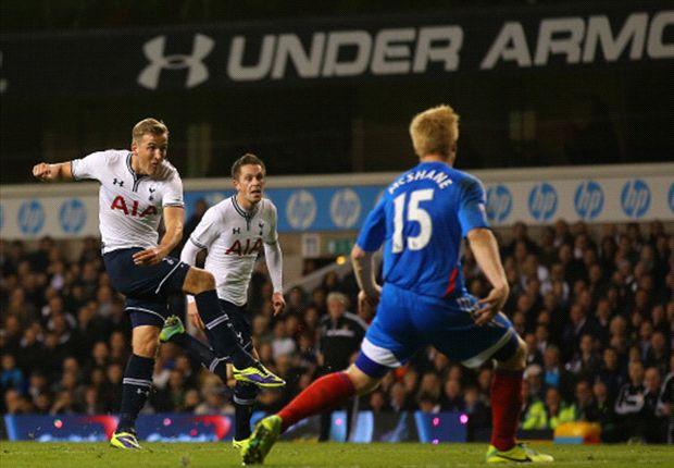 Tottenham Hotspur Susah Payah Eliminasi Hull City