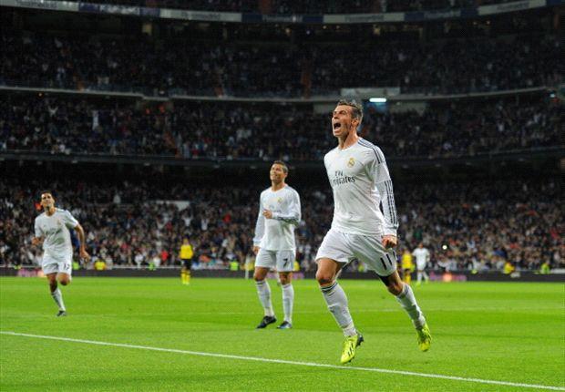Bale en Ronaldo blonken uit