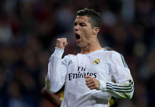 Ronaldo has won the FIFA World Player of the Year award once.