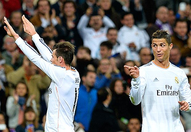 Bale plays better without Ronaldo - Villas-Boas