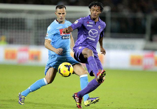 Cuadrado: Udinese, Lecce, Fiorentina e...