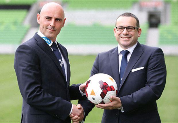 Anthony Di Pietro has put his faith in the ex-captain