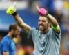 Buffon misses Italy training