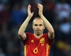 Rakitic hails 'magical' Iniesta