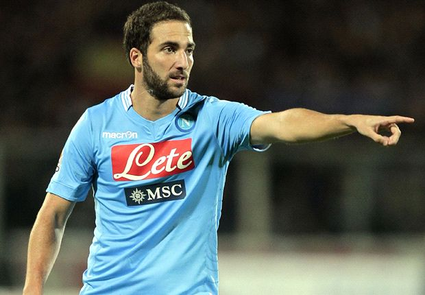 Higuain: There was a lack of faith in me at Real Madrid