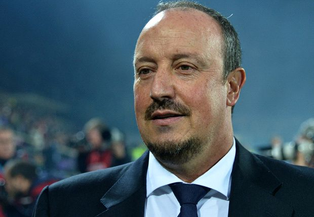 Benitez: Napoli still only at 75 per cent