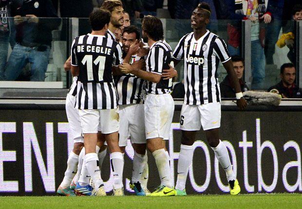 Juventus a -5 dalla vetta, ma ci sono numeri che la consolano