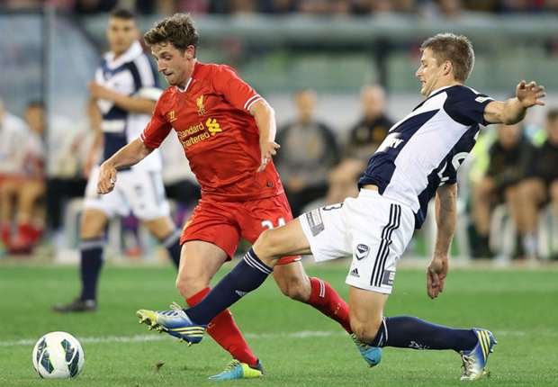 'It's a challenge you have to relish' - Allen targets Liverpool recall
