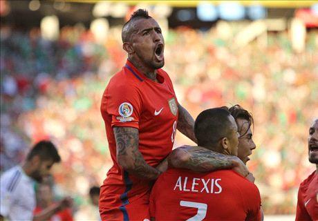 WATCH: Vidal scores incredible rabona