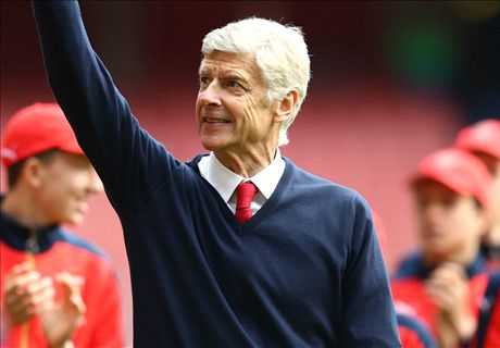 Wenger vows to spend 'big money'
