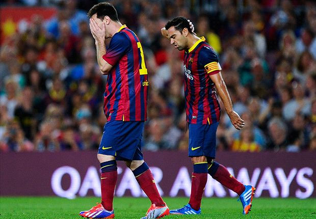 Xavi: Barcelona will miss Messi magic