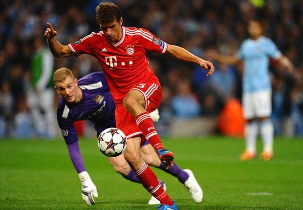 Wer den CL-Titel will. muss die Bayern schlagen: Thomas Müller