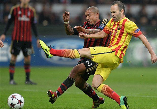 PREVIEW Liga Champions: Barcelona - AC Milan