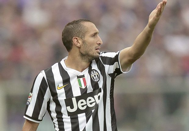 Chiellini: Juventus need to continue excellent form