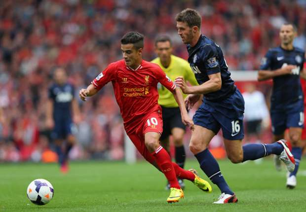 Coutinho in Liverpool squad to face Arsenal, says Rodgers