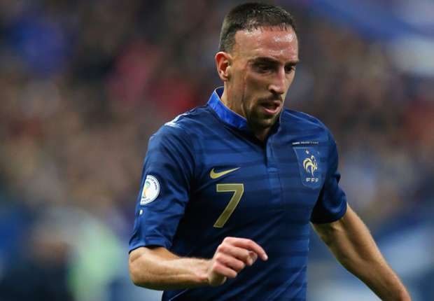 Ribery beats Pogba & Matuidi to French Player of the Year award