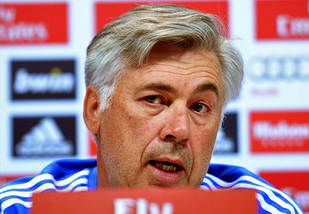 Ancelotti rules out signing Khedira replacement