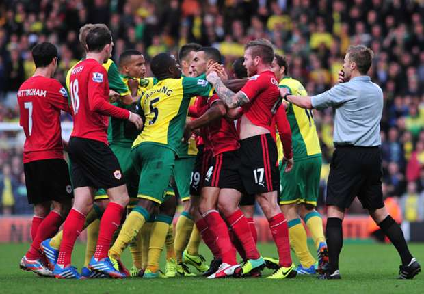 FA charge Norwich and Cardiff