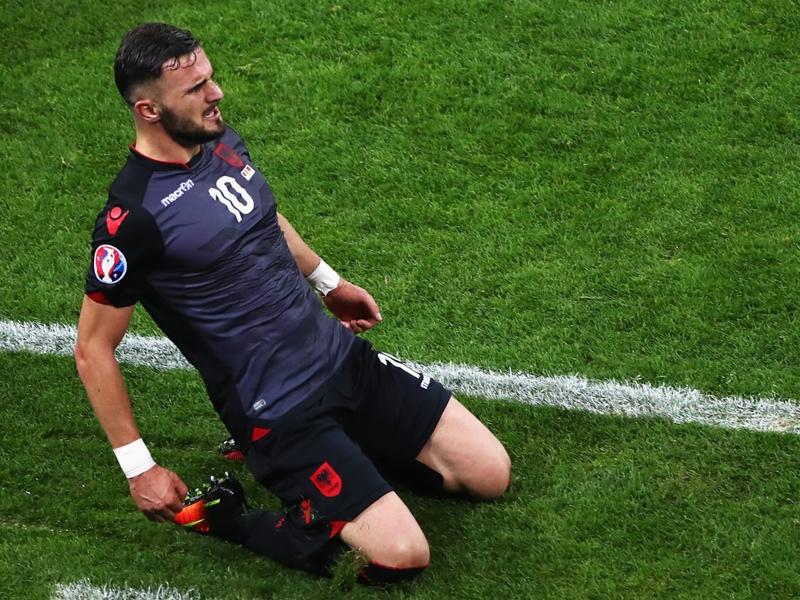 Roumanie-Albanie 0-1, l'Albanie s'impose et s'offre un espoir