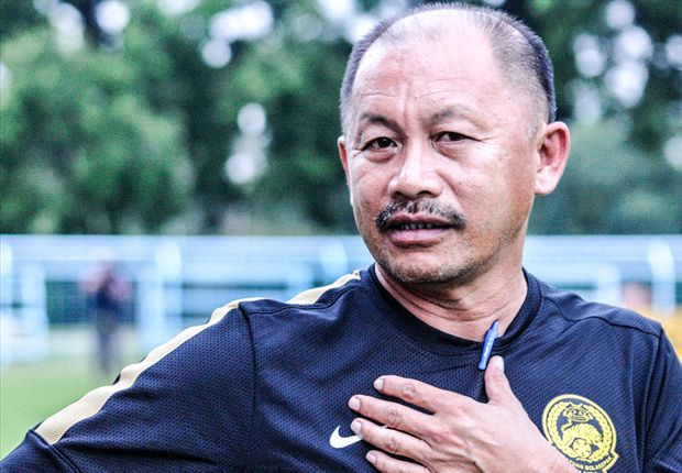 The Harimau Muda coach was critical of his team's mistakes