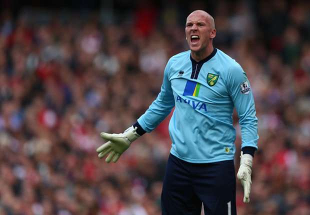 Ruddy signs new four-year Norwich deal