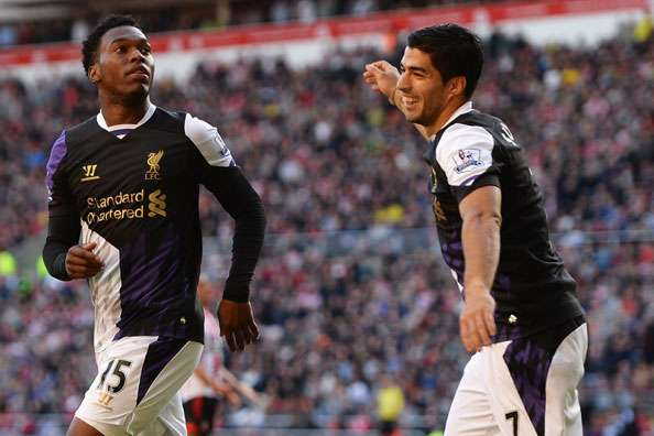 Ferdinand sceptical of Sturridge-Suarez partnership