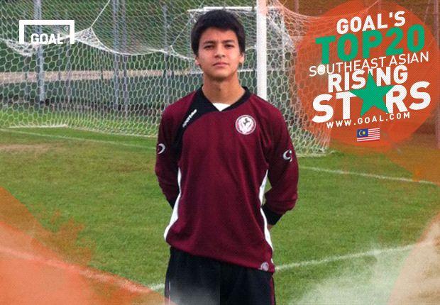 Goal's Top 20 Southeast Asian Rising Stars: Sean Gan Giannelli - Malaysia