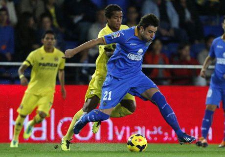 Previa Liga BBVA: Villarreal - Getafe
