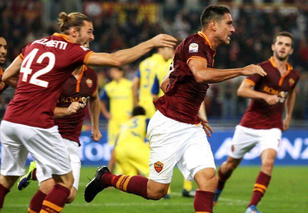 Roma 1- 0 Chievo: Marco Borriello logra 'La Décima'
