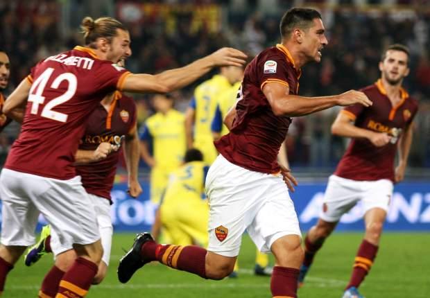 ROMA CELEBRATING ROMA-CHIEVO SERIE A