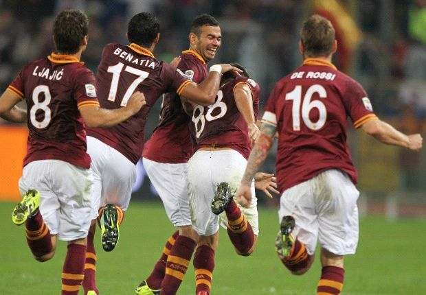 'We're going to enjoy it' - Borriello revels in record-breaking Roma