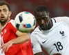 Sissoko saw 'beautiful things' against Switzerland