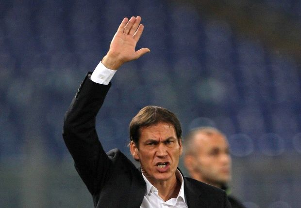 Garcia: Record not a burden for Roma