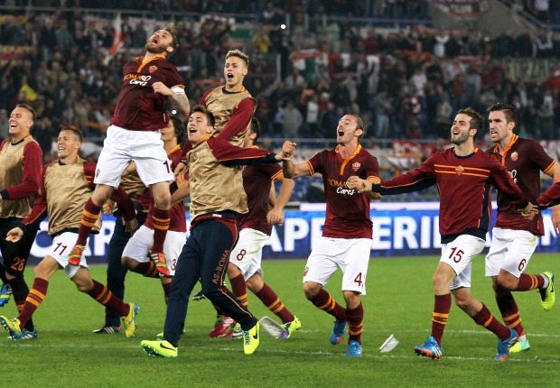What Roma need to do to win the Scudetto