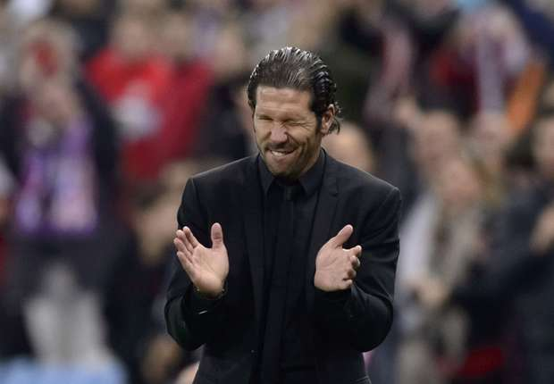 Simeone lauds prolific Atletico midfield