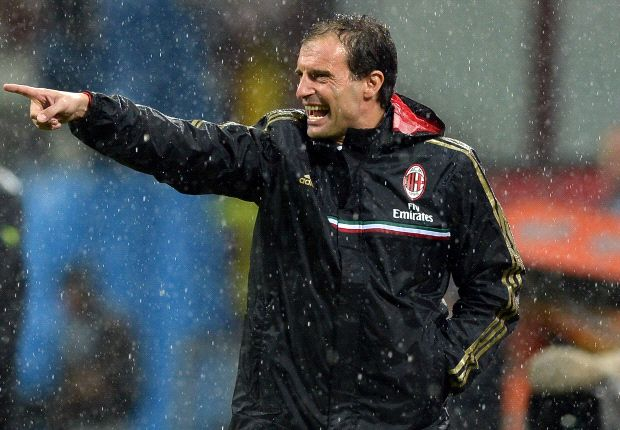 Milan can't be sacrificial victims - Allegri