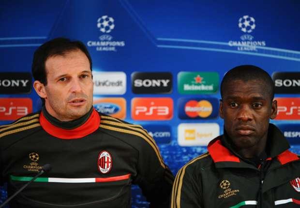 Seedorf: ¿vuelve a Milan como jugador o como sucesor de Allegri?