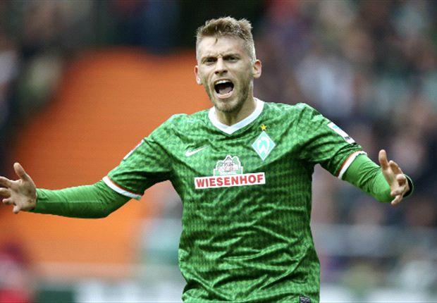 Trägt seit zwölf Jahren das Trikot von Werder Bremen: Aaron Hunt
