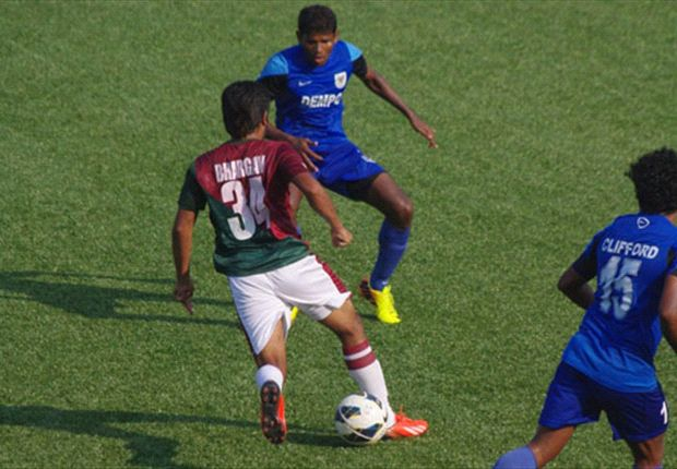 Mohun Bagan 0-1 Dempo SC: Shambolic Bagan undone at home