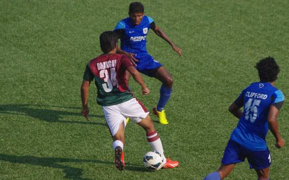 Dempo held to a draw at home