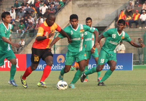 East Bengal 2-3 Salgaocar FC: Pereira's boys snap crucial three points