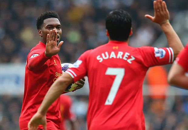 Liverpool striker Sturridge hopes for Suarez stay